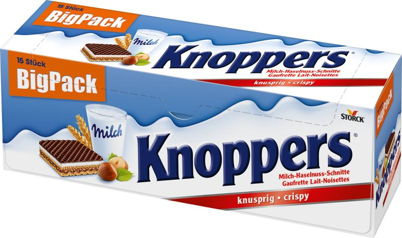 Knoppers Big Pack