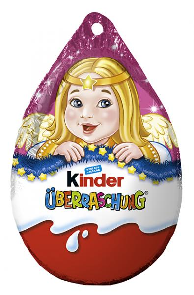 Kinder Überraschungs-Ei mit Anhänger