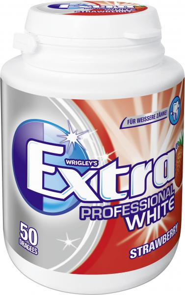 Wrigley's Extra Professional White Strawberry