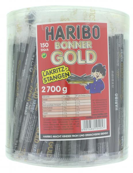 Haribo Bonner Gold