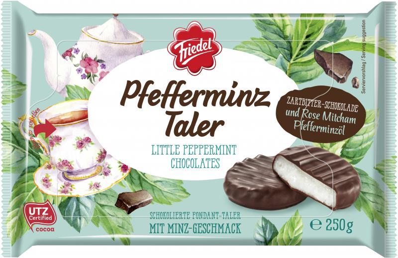 Friedel Pfefferminztaler