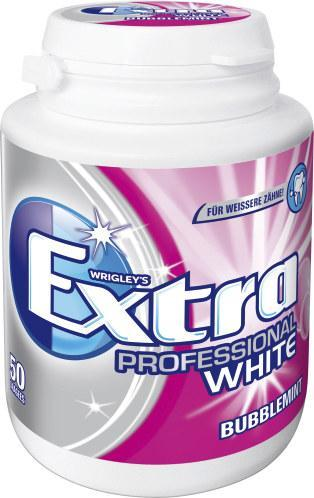 Wrigley's Extra Professional White Bubblemint