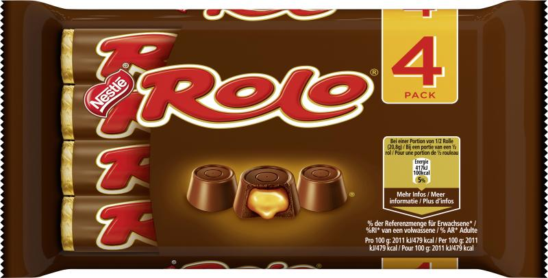 Rolo Toffee