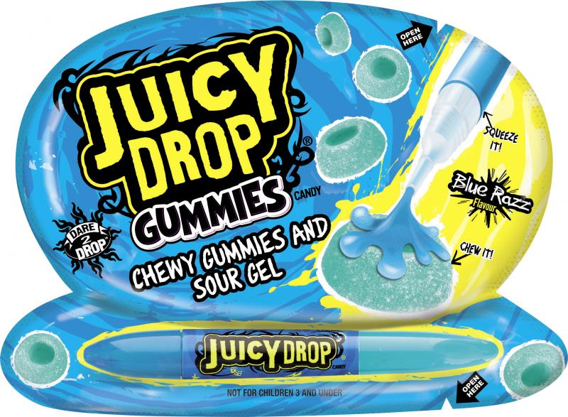 Juicy Drop Gummies