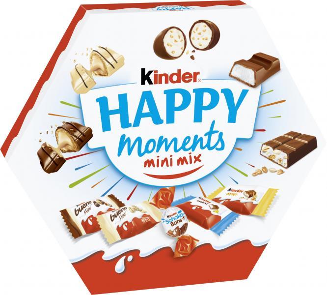 Kinder Happy Moments Mini Mix