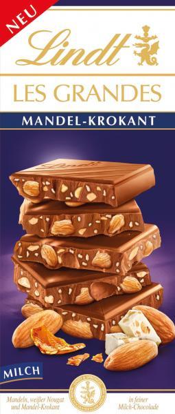 Lindt Les Grandes Mandel-Krokant