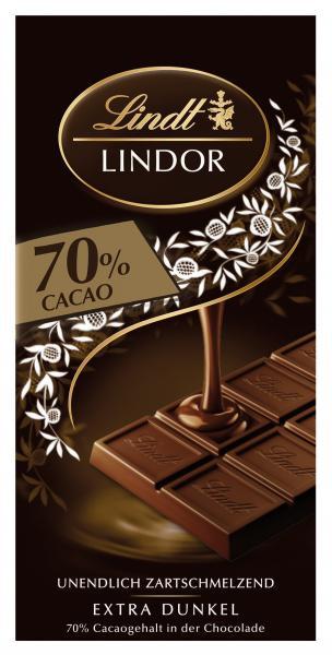 Lindt Lindor 70%