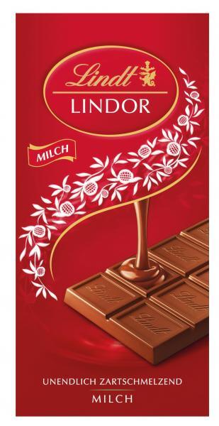 Lindt Lindor Milch