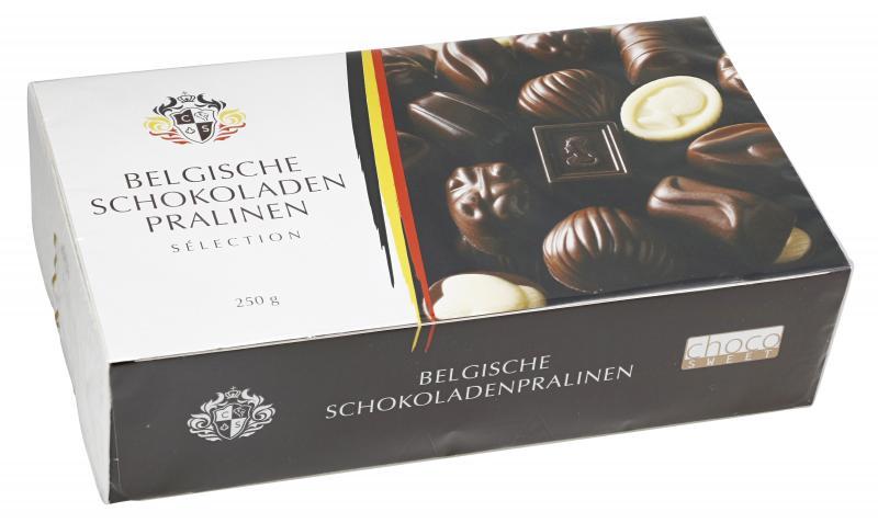 Choco Sweet Belgische Schokoladen Pralinen Selection