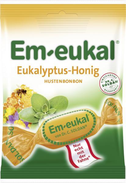 Em-eukal Hustenbonbons Eukalyptus-Honig