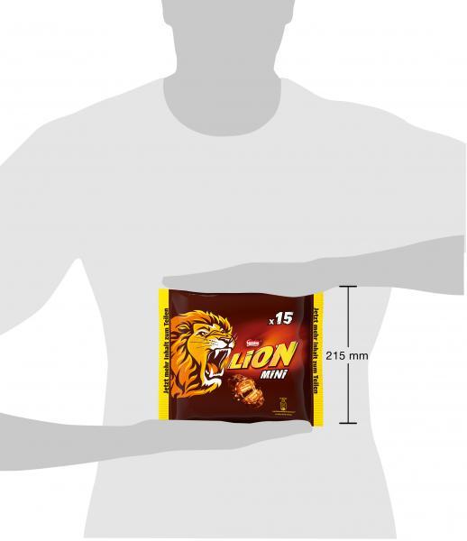 Nestlé Lion Minis