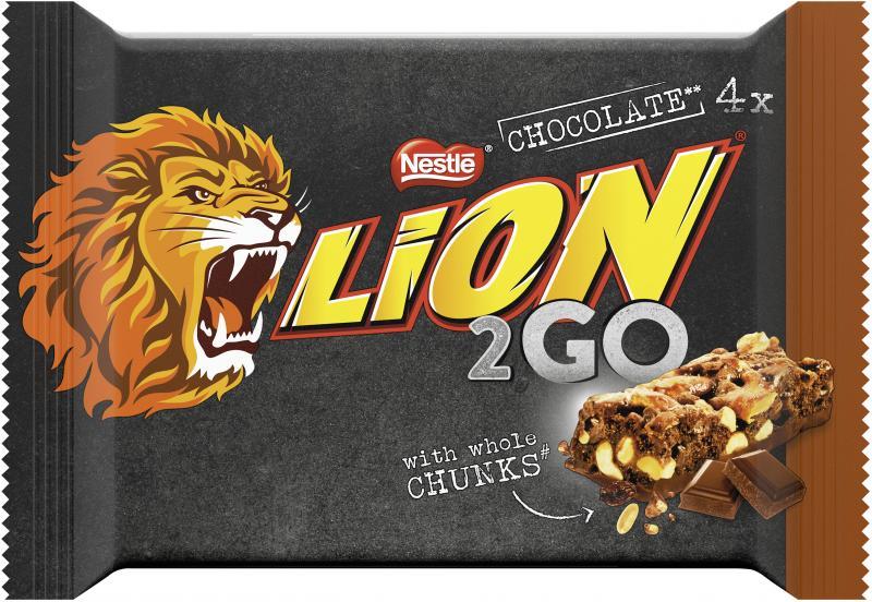 Nestlé Lion 2GO Chocolate