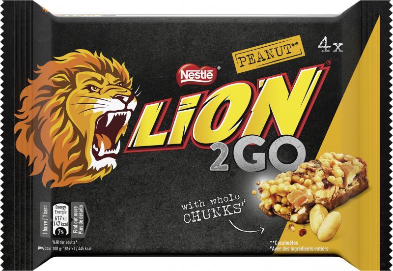Lion 2GO Peanut