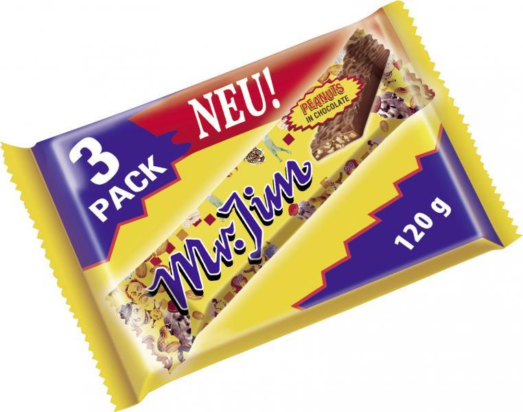 Mr. Jim Riegel Peanuts in Chocolate