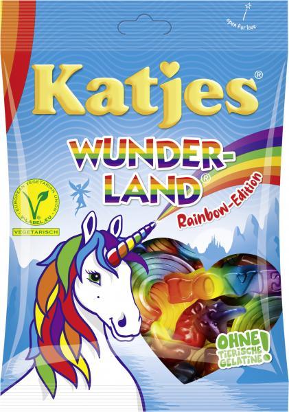 Katjes Wunderland Rainbow-Edition