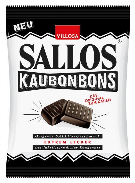 Villosa Sallos Kaubonbons