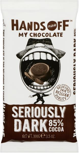Hands Off My Chocolate Seriously Dark 85%