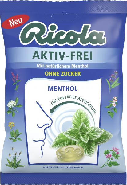 Ricola Aktiv-Frei ohne Zucker