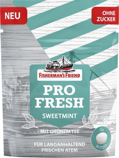 Fisherman's Friend Pro Fresh Sweetmint