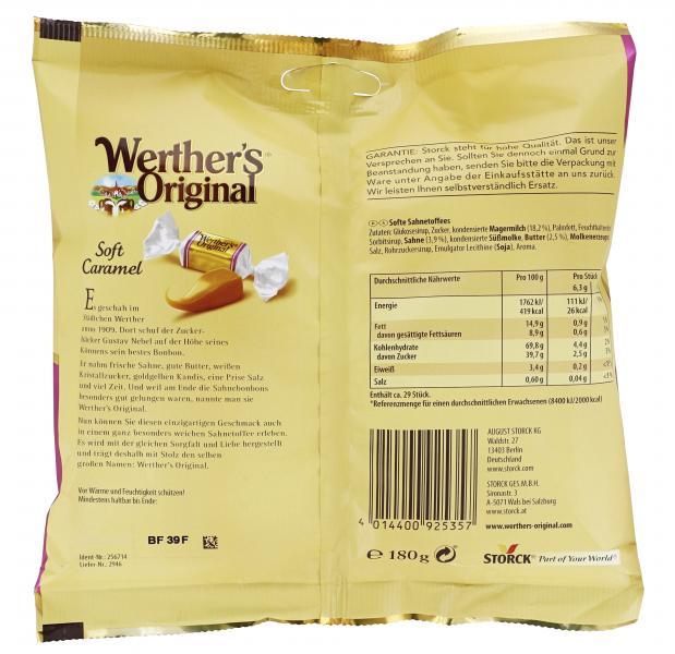 Werther's Original Soft Caramel