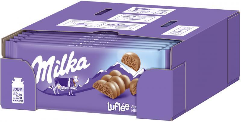 Milka Tafel Luflee