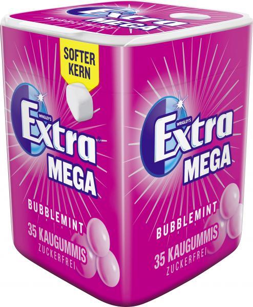 Wrigley's Extra Mega Bubblemint