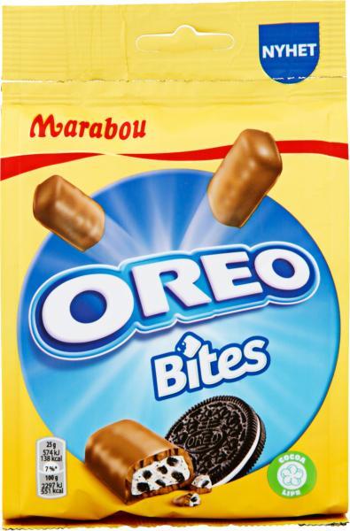 Marabou Bites Oreo