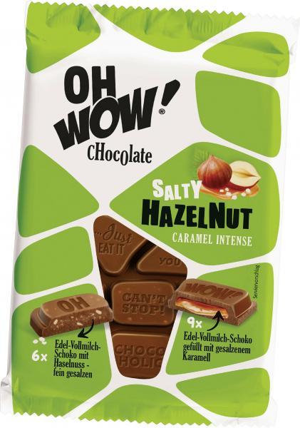 Oh Wow! Chocolate Salty Hazelnut Caramel Intense