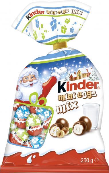 Kinder Mini Eggs Mix Weihnachten