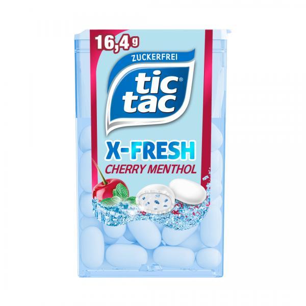 Tic Tac X-Fresh Cherry Menthol zuckerfrei