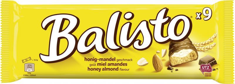 Balisto Honig-Mandel Geschmack
