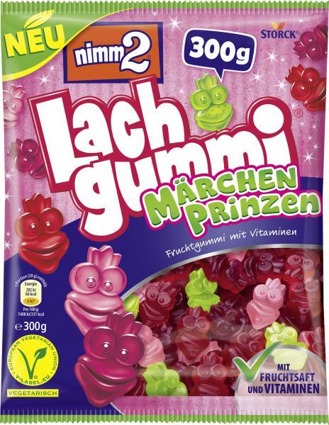 Nimm2 Lachgummi Märchenprinzen