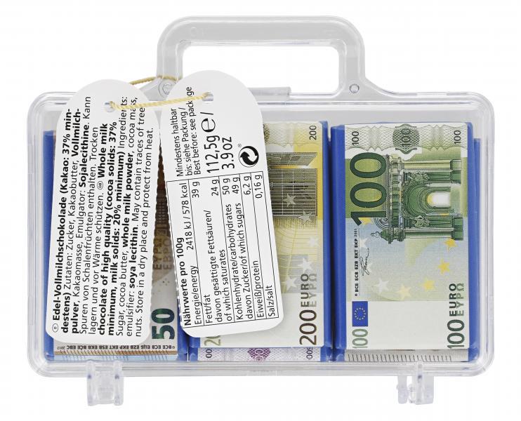Heidel Euro Koffer groß