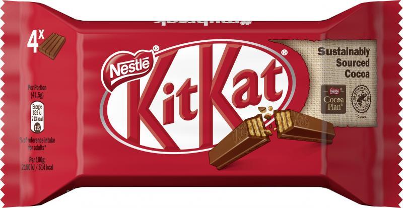 Kitkat Classic 4er