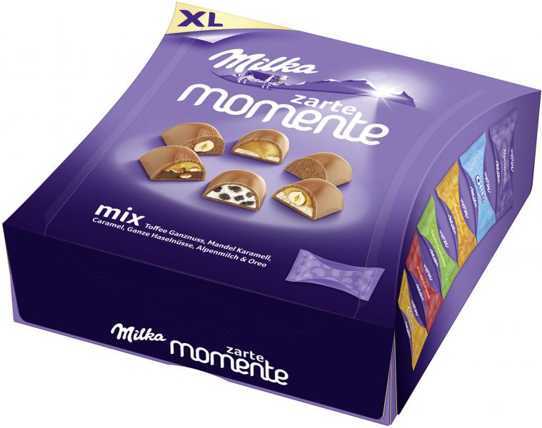 Milka Zarte Momente Mix XL