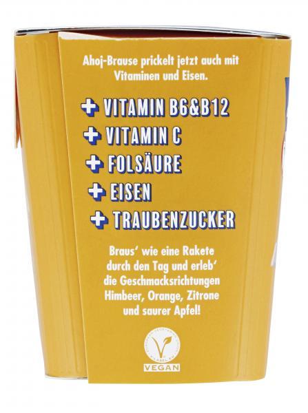 Ahoj Brause + Vitamine Raketenstart