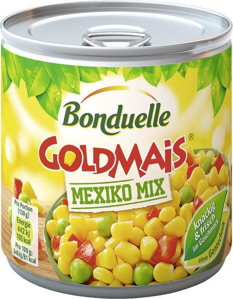Bonduelle Goldmais Mexiko Mix