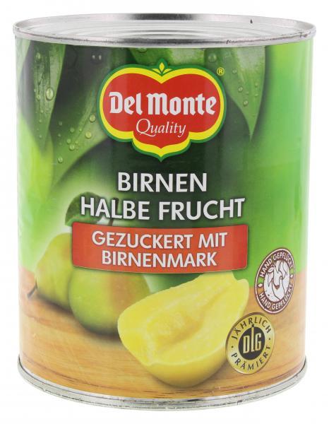 Del Monte Birnen halbe Frucht gezuckert