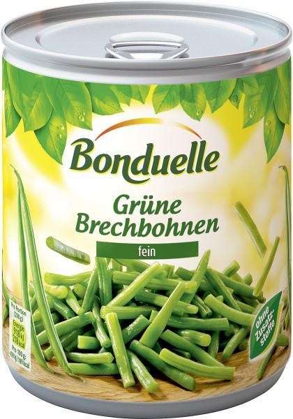 Bonduelle Grüne Brechbohnen fein