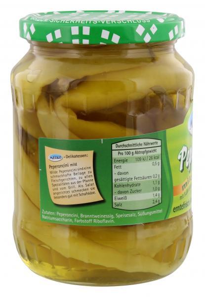 Meiko Peperoncini mild