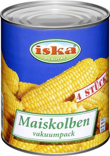 Iska Maiskolben