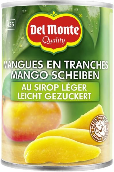 Del Monte Mango Scheiben leicht gezuckert