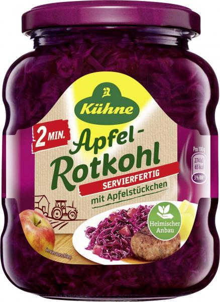 Kühne Rotkohl fix & fertig Der Schnelle