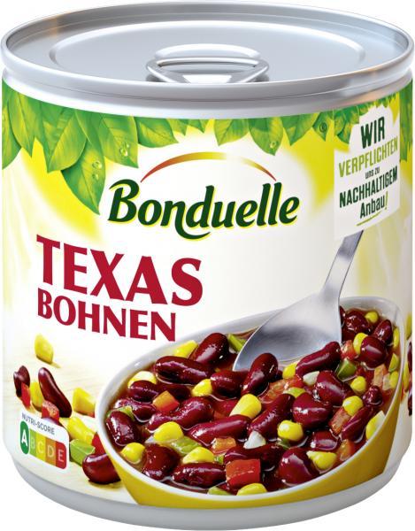 Bonduelle Texasbohnen