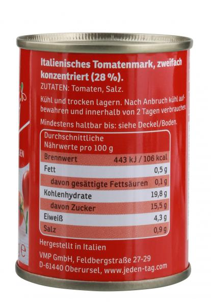Jeden Tag Italienisches Tomatenmark