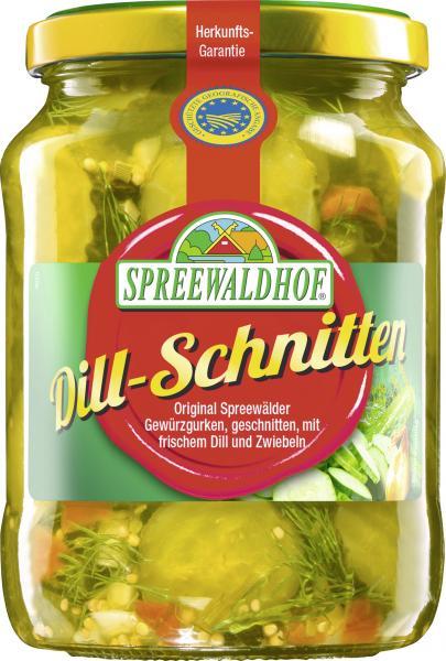 Spreewaldhof Dill-Schnitten