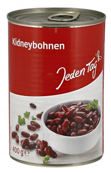 Jeden Tag Kidneybohnen