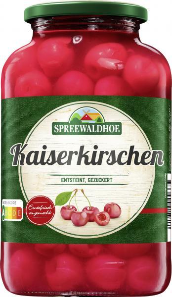 Spreewaldhof Kaiserkirschen