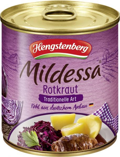 Hengstenberg Mildessa Rotkraut