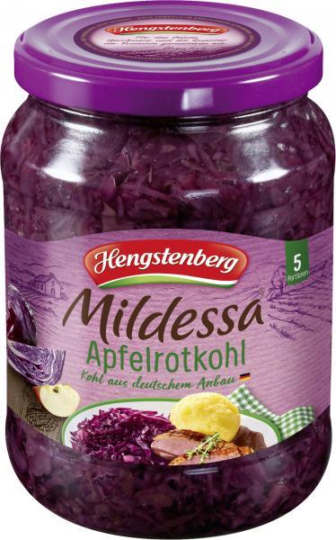 Hengstenberg Mildessa Apfelrotkohl
